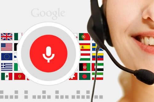 Futuro Traduttore Google dialoghi